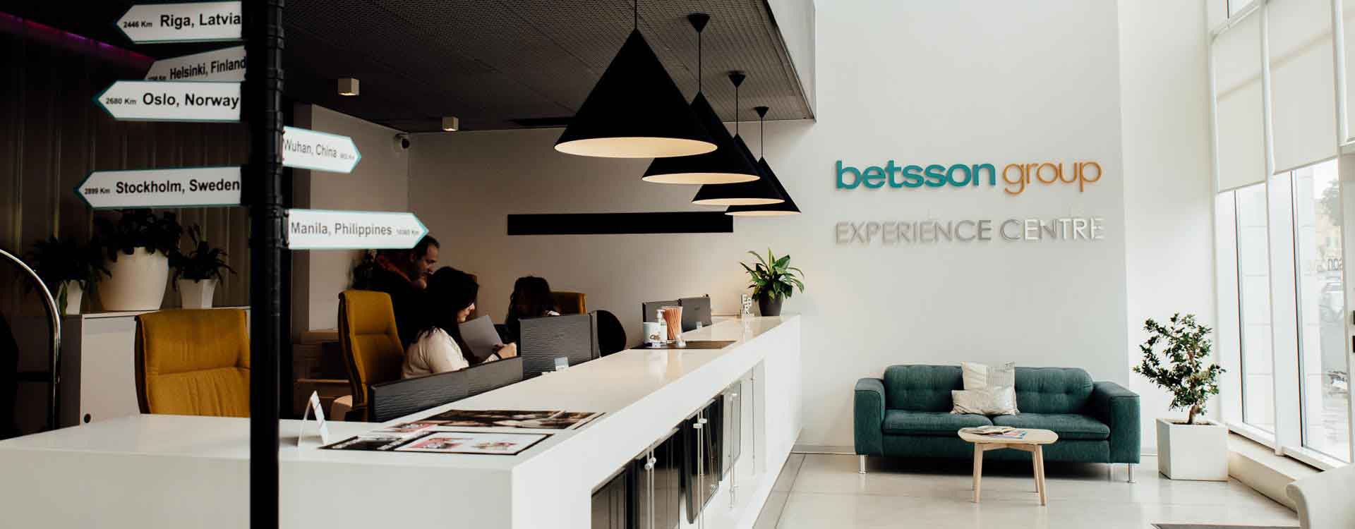Betsson Group: Information Security Training for 1,500+ Employees
