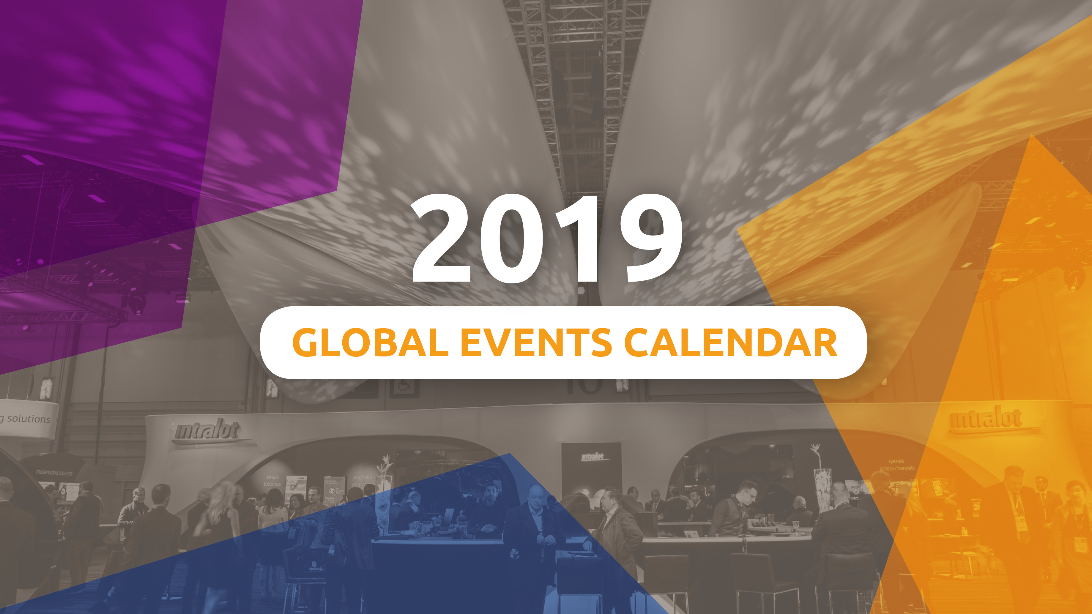 Global iGaming & Tech Events Calendar 2019 | iGaming Academy