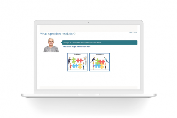 Problem Resolution screenshot 1