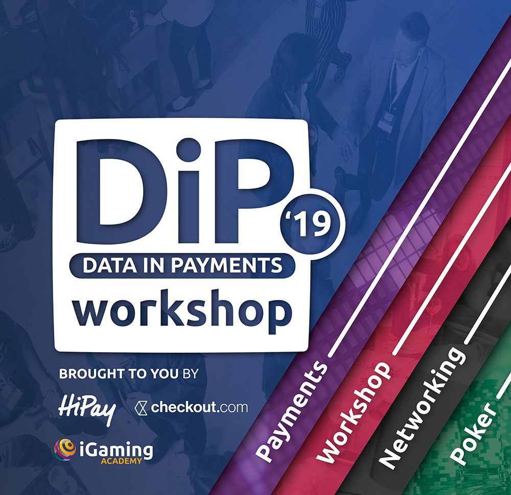 DiP Data In Payments Workshop 2019
