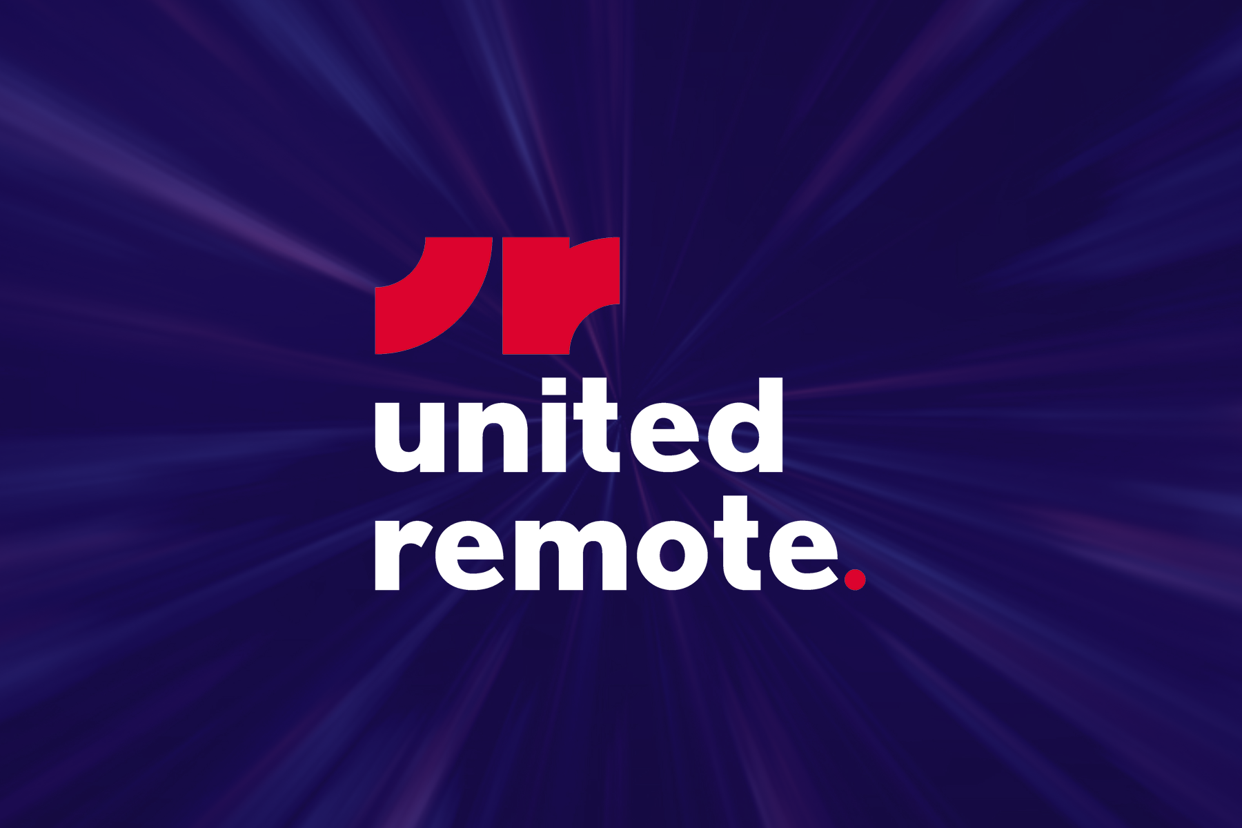 United Remote: Using A Training Hub Solution
